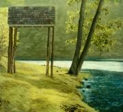Sunlit Path, Innisfree